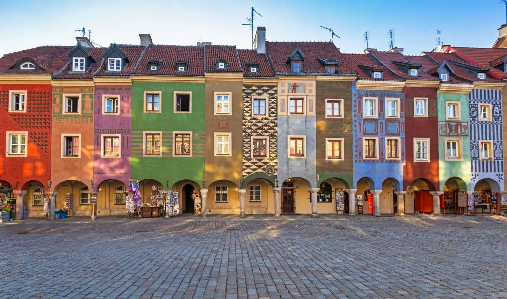 Poznan Walking tours